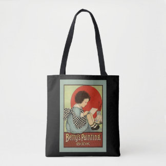 Bettys Malerei-Buch Tasche