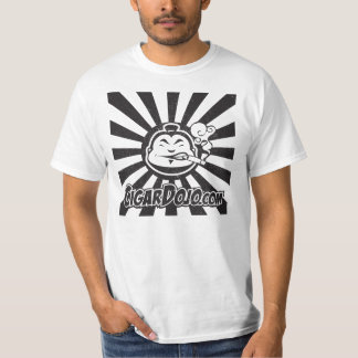 Beunruhigtes Dojo-Logo T-Shirt
