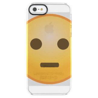 Beurteilen von Emoji Durchsichtige iPhone SE/5/5s Hülle