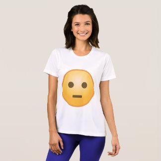 Beurteilen von Emoji T-Shirt