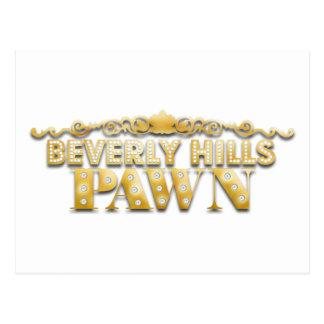 Beverly- Hillspfand Postkarte