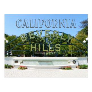 Beverly- Hillspostkarte! Postkarte