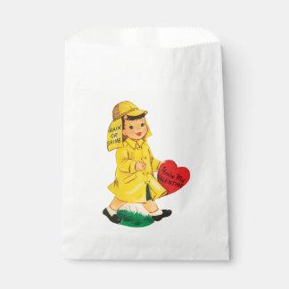 Bevorzugungs-Taschen des Regen-oder des Glanz-| Geschenktütchen
