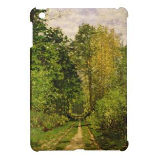 Bewaldeter Weg Claude Monets | iPad Mini Hülle
