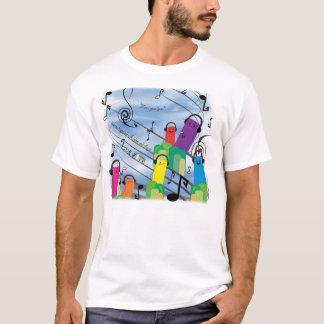 Bewegen Sie Ihre Füße!! T-Shirt