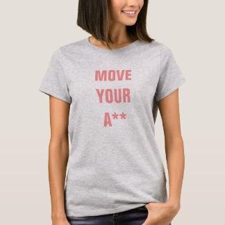 Bewegen Sie Park T-Shirt