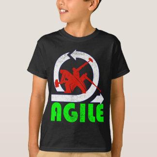 Bewegliche Arbeitskräfte - Vintage Art T-Shirt