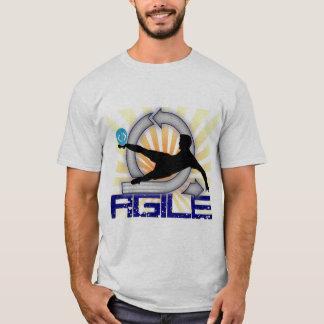 Bewegliches Code-Guru-Shirt T-Shirt