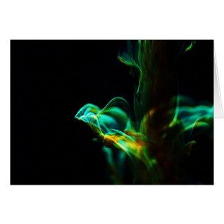 Bewegung/Fluoreszin im Wasser Karte