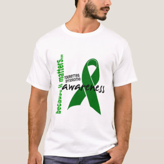 Bewusstsein 1 Tourettes Syndrom T-Shirt