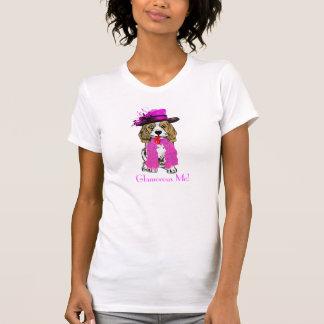 Bezaubernd ich! Hundeliebhaber-T - Shirt