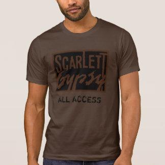 Bezaubernder der Felsen-T - Shirt der Scarlett Sin