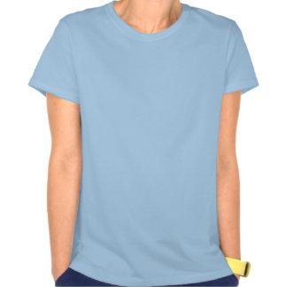 Bezaubernder Spaghetti-T - Shirt