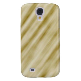 Bezauberndes Gold Galaxy S4 Hülle