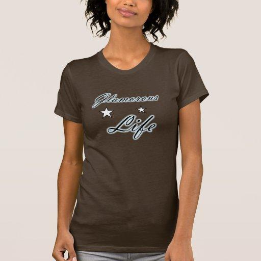 Bezauberndes Leben hat T - Shirt in der Hauptrolle