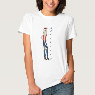 bezauberndes Mädchen Shirt