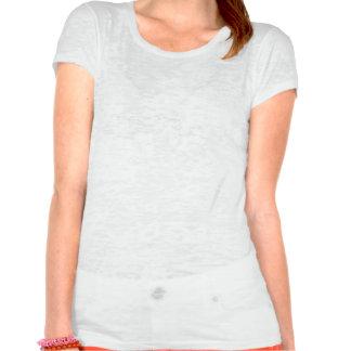 Bezauberndes natürliches Haar-Logo-T-Stück T Shirt