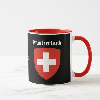 Bezirk St Gallen *, die Schweiz-Kaffee-Tasse Tasse