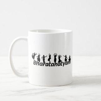 Bharatanatyam Kaffeetasse