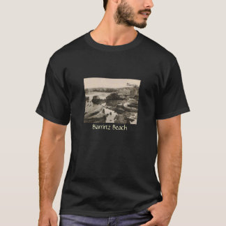 Biarrirtz Strand Frankreich T-Shirt