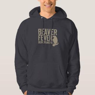 Biber-Fieber-Sweatshirt Hoodie