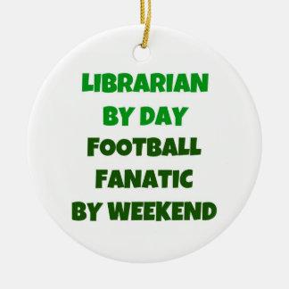 Bibliothekar durch Tagesfußball-Fanatiker bis zum Keramik Ornament