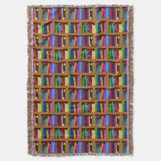 Bibliotheks-Buch-Regal-Muster für Leser Decke