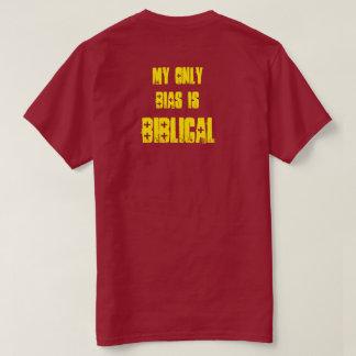 """Biblische Zeichen """"mein NUR schräges"""" T-Stück T-Shirt"""