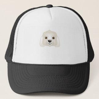 Bichon Frise Hundezucht - meine Hundeoase Truckerkappe