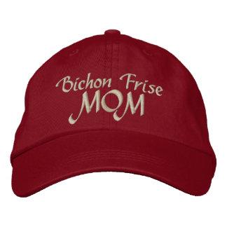 Bichon Frise MAMMA Geschenke Bestickte Baseballkappe