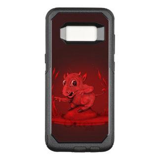 BIDI SCHLECHTES ALIEN SamsungGalaxy S8 CS OtterBox Commuter Samsung Galaxy S8 Hülle