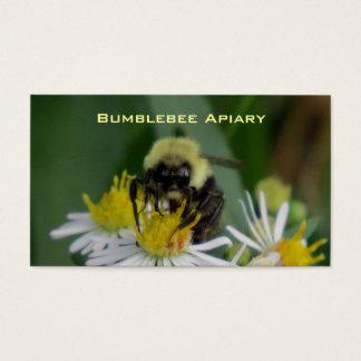 Biene ich Bienenhaus Visitenkarte