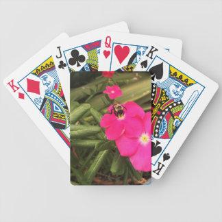 Biene Pokerkarten