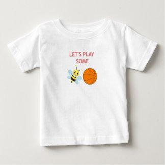 Bienen-Ball Baby T-shirt