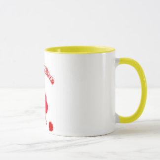 Bienen-Bergwerk-Tasse Tasse