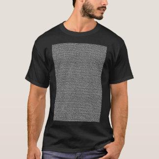 Bienen-Film-Skript-Körper-Text T-Shirt