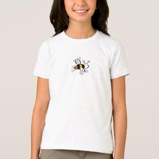 Bienen-freier Honig und Schwarzes - T-Shirt