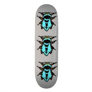 """Bienen-Knie 8 1/2"""" Skateboard"""