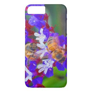 Bienen, Liebe u. Bliss iPhone 8 Plus/7 Plus Hülle