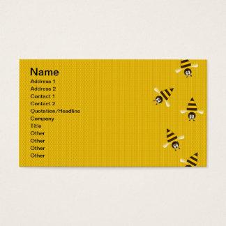 Bienen Visitenkarte