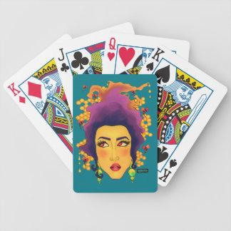 Bienenstock Pokerkarten