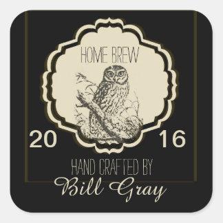Sticker für selbstgebrautes Bier auf Zazzle Schweiz