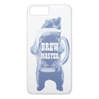 Bier-Bärn-Zuhause, das Brewmaster braut iPhone 8 Plus/7 Plus Hülle