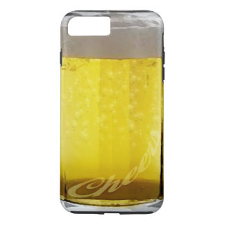 Bier-Glas iPhone 8 Plus/7 Plus Hülle