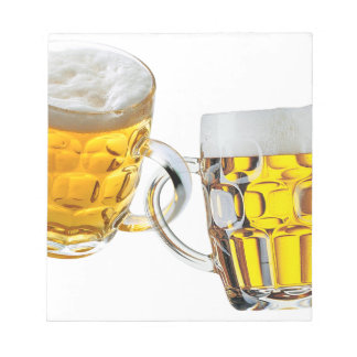 Bier ist meine Droge Notizblock