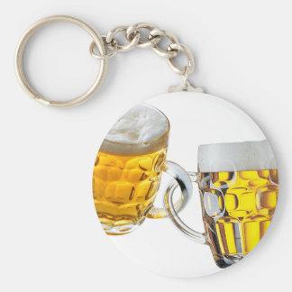 Bier ist meine Droge Schlüsselanhänger