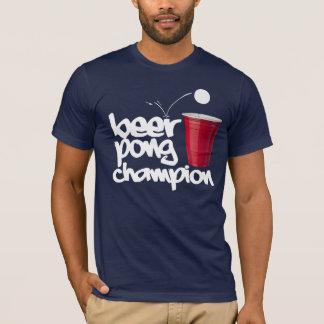 BIER Pong MEISTER T-Shirt