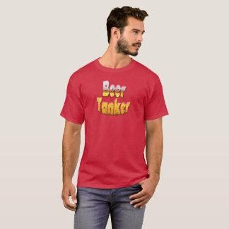 Bier-Tanker-lustiger T - Shirt
