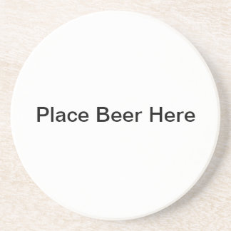 Bier-Untersetzer