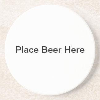 Bier-Untersetzer!!!!!! Getränkeuntersetzer